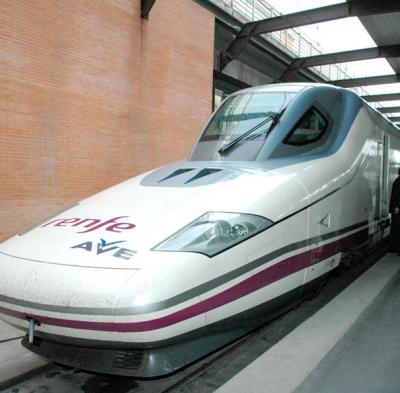Nuevo trazado del AVE en Almeria