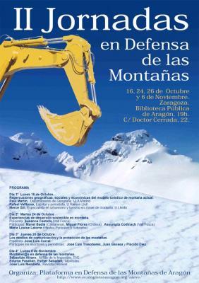 En defensa de las montañas