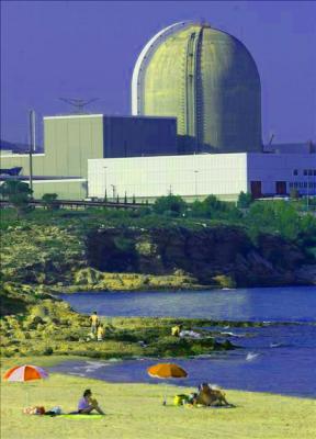 Incendio en la nuclear de Vandellós