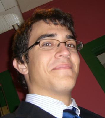 Alberto Menjón en el Homenaje a Anita Larraz